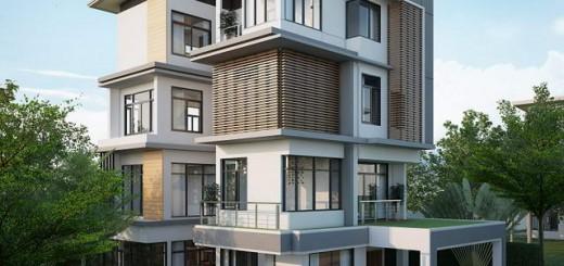 H-CAPE Residence @ Siam Park