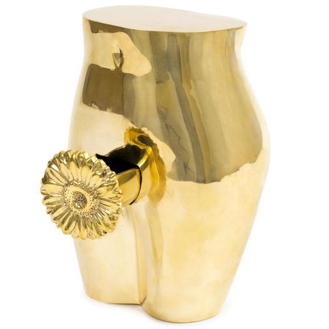 Jonathan Adler Brass Box Edie-ที่เก็บแหวนและรูปปั้น ราคา 28,000 บาท
