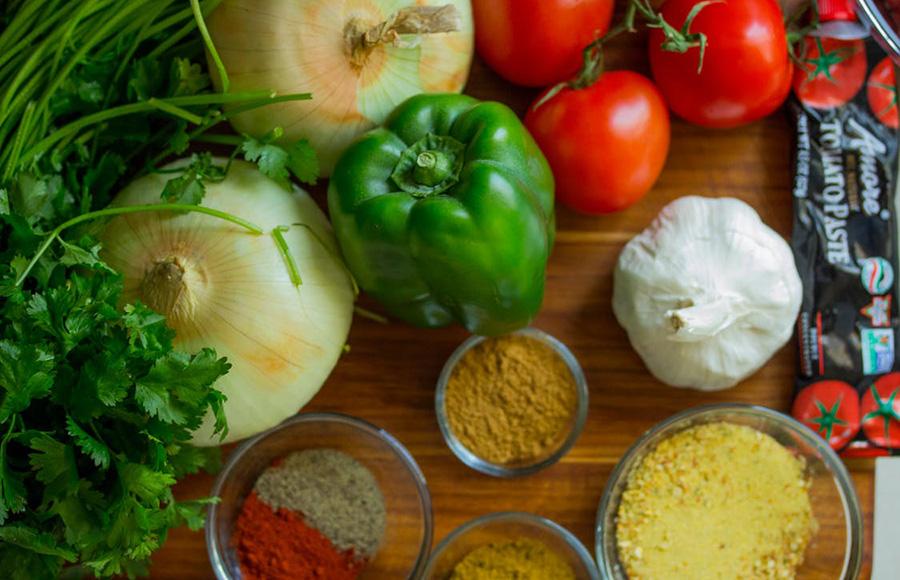 การวางแผนจัดระเบียบอาหารและจัดของควรกินไว้ใกล้มือใกล้ตา