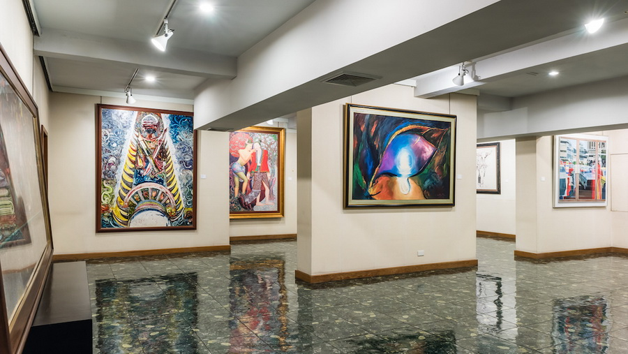 Sombat Permpoon Gallery, Sukhumvit 1
